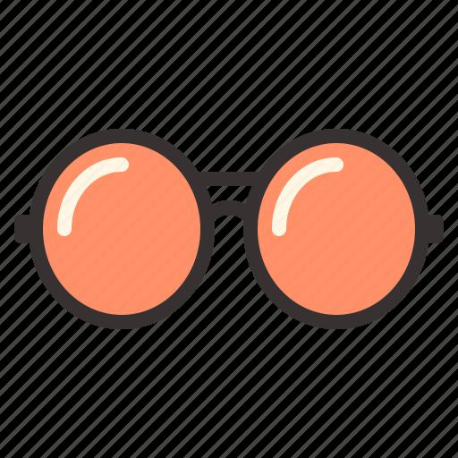 eyewear, glasses, reading icon