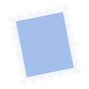 email, mail, stamp icon