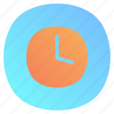 app, clock, mobile, stopwatch, time icon