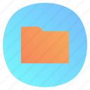 app, explorer, file, files, folder, manager, mobile icon