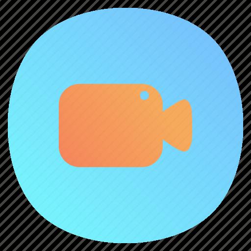 app, camcorder, mobile, record, video, videos icon