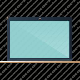apple, laptop, macbook, monitor, retina, screen, webcam icon