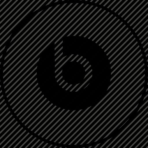 beats, earphone icon