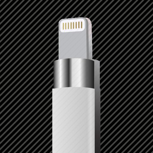 apple, ipad pro, pencil, smart connector icon