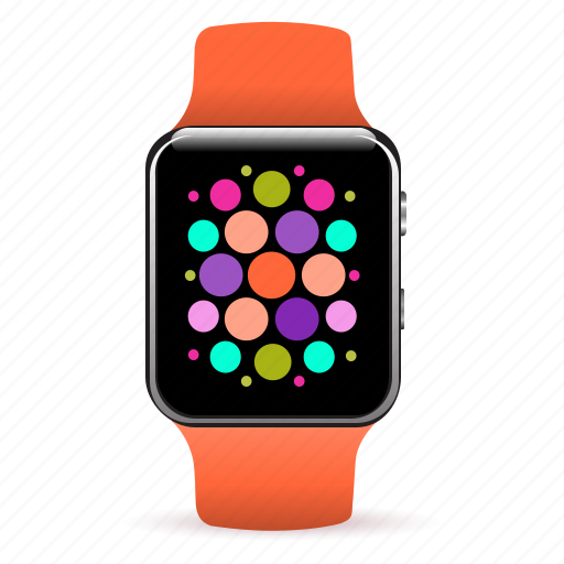 apple, applewatch, iwatch, watch icon