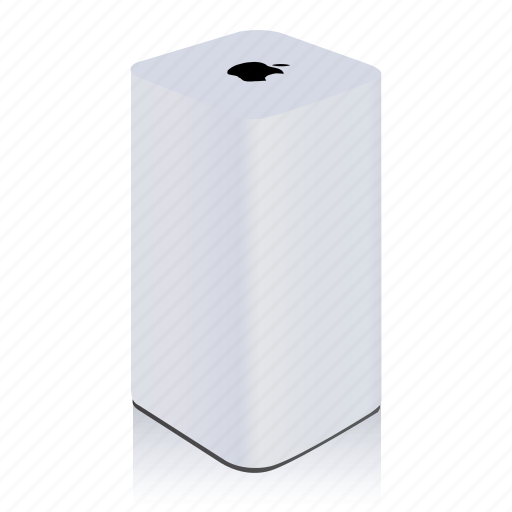 apple, external hard disk, timecapsule icon