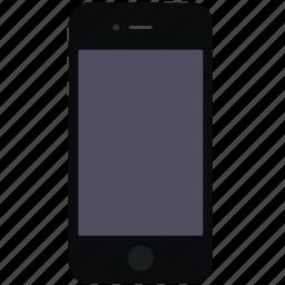 apple, ios, iphone4, mobile, phone, smartphone icon