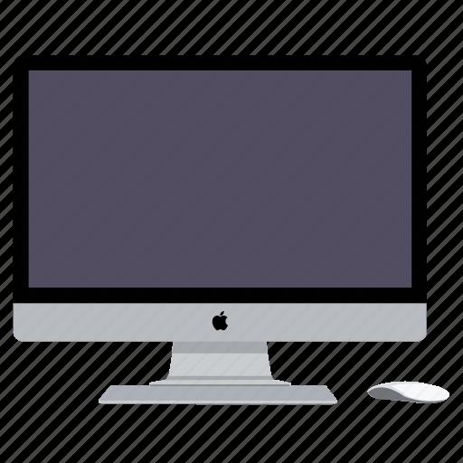 apple, computer, desktop, imac, ios, monitor, system icon
