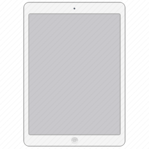 apple, ios, ipad, phone, smartphone, tablet, white icon