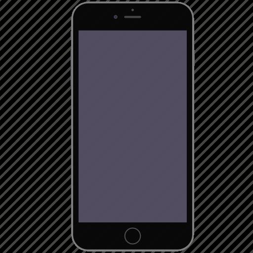 apple, ios, iphone6, mobile, phone, smartphone icon