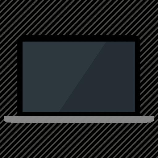 apple, macbook, macbook pro, oled, space grey, touchbar icon
