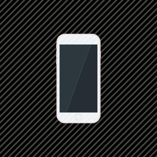 apple, iphone, new, plus, s, seven, six icon