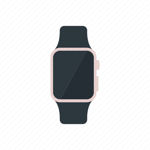 apple, iwatch, rosegold, smartwatch icon