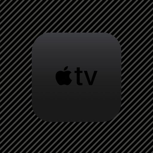 Apple, apple tv icon - Download on Iconfinder on Iconfinder