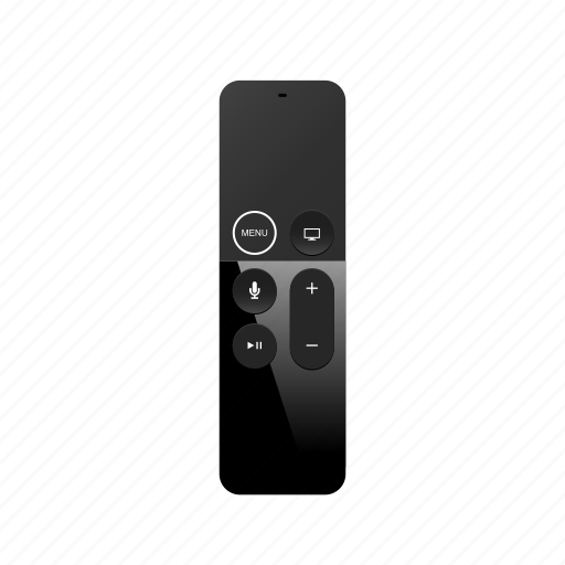 Apple, apple tv, remote icon - Download on Iconfinder