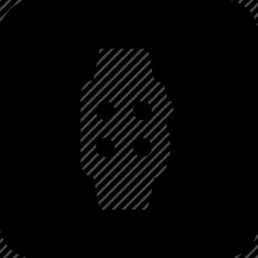 apple, digital, ios, smartwatch, watch, wristwatch icon
