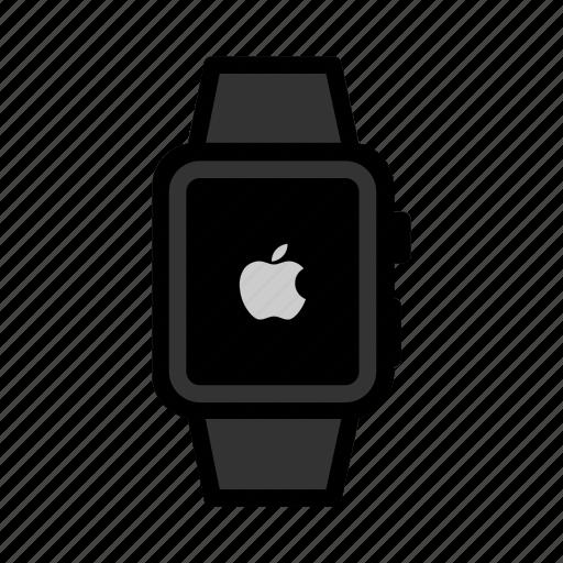 applewatch, digital, ios, iwatch, smartwatch, watch, wristwatch icon