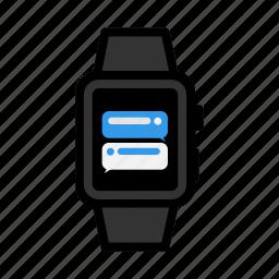 apple, digital2, ios, iwatch, smartwatch, watch, wristwatch icon