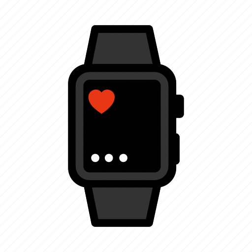 Apple, digital, ios, iwatch, smartwatch, watch, wristwatch icon - Download on Iconfinder