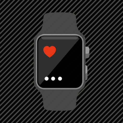 applewatch, ios, iwatch, smartwatch, watch, wristwatch icon