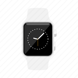 applewatch, ios, iwatch, smartwatch, watch, wristwatch icon