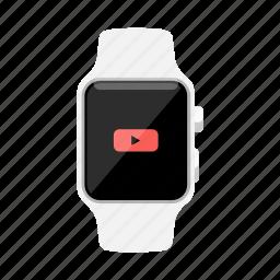 applewatch, digitalwatch, ios, iwatch, smartwatch, watch, wristwatch icon