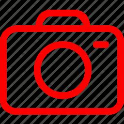 camera, photo, shot, video icon