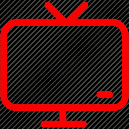 dvd, film, show, signal, tv, watching, wathing icon