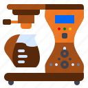 appliances, coffe, coffee, machine icon