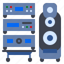 appliances, hifi, speaker, stereo