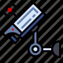 appliances, camera, cctv, security icon