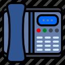 appliances, dial, phone, telephone icon