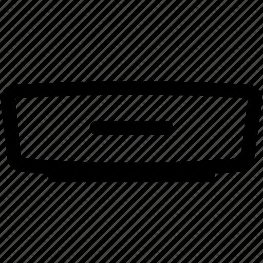 bluetooth, bt, mini, portable, speaker icon