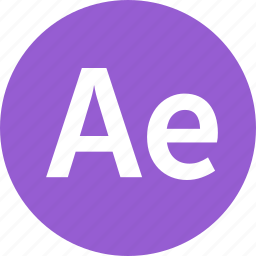 adobe, after, document, effects, file, format, type icon