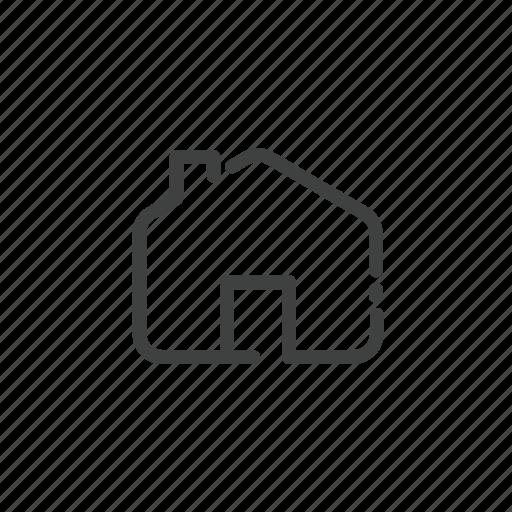 home, house, main, mainpage icon