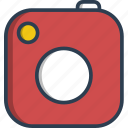 application, camera, capture, media, photo, picture, software icon