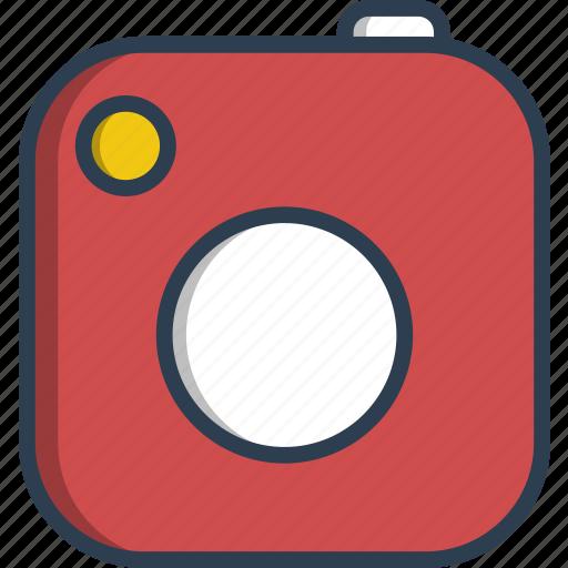 application, camera, capture, media, photo, picture, software icon