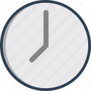 alarm, application, clock, smartphone, software, time, watch icon