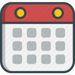 application, calendar, date, media, schedule, software, time icon