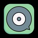 joox, apps, platform icon