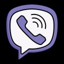 viber, apps, platform icon