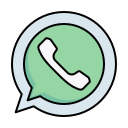 whatsapp, wa, apps, platform icon