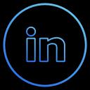 linked in, app, linkedin, media, social, network, web