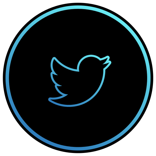 App, twitter, bird, media, network, share, social icon - Free download