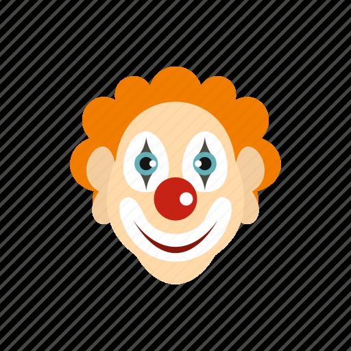 carnival, circus, clown, fool, humor, jester, joker icon