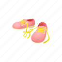 cartoon, footwear, fun, lace, prank, runner, shoe icon