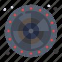 game, lucky, play, wheel icon