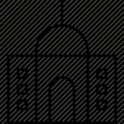 architecture, building, construct, real estate icon