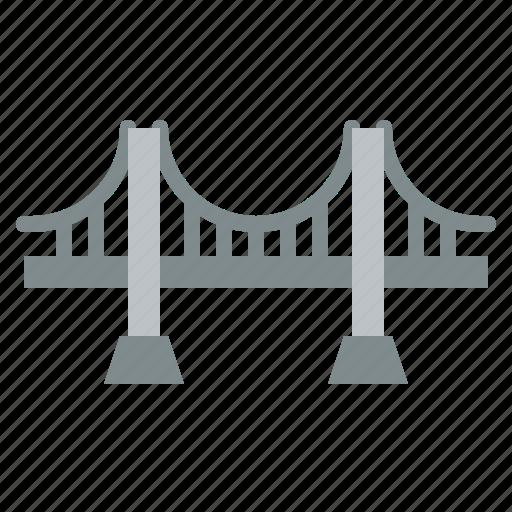 Architecture, bridge, building, landmark, structure icon - Download on Iconfinder