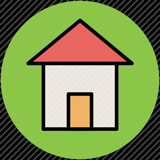 building, bungalow, cottage, hut, lodge, real estate, shack icon